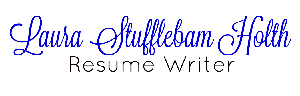 Laura Stufflebam Holth Resume Writer