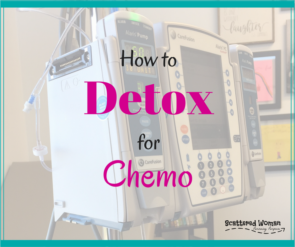 If you or someone you know is undergoing chemotherapy for cancer treatment, check out these tips on how detoxing for chemo can help!