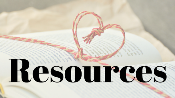 Resources Scattered Woman LOVES!