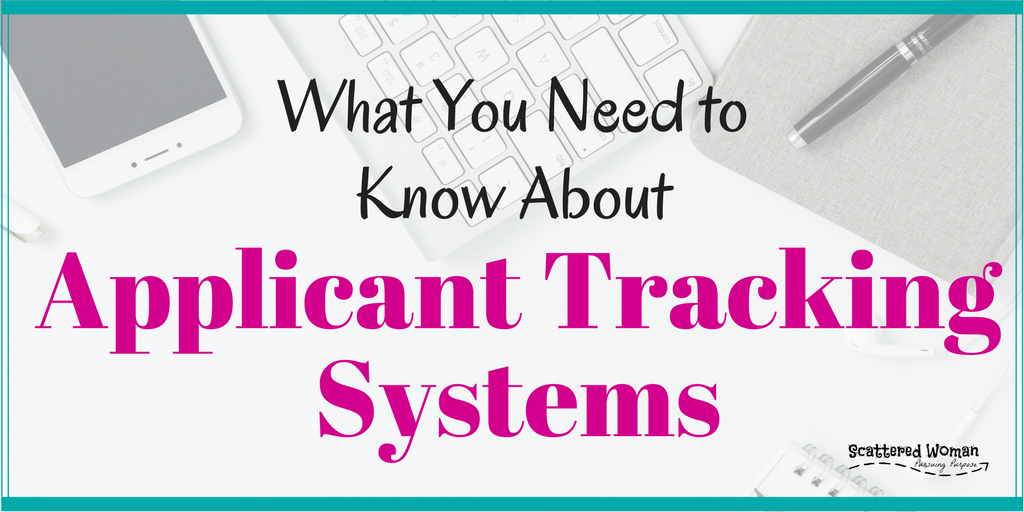 Hearing crickets in your job search? You could be getting weeded out by a computer! Here's what you need to know about Applicant Tracking Systems.