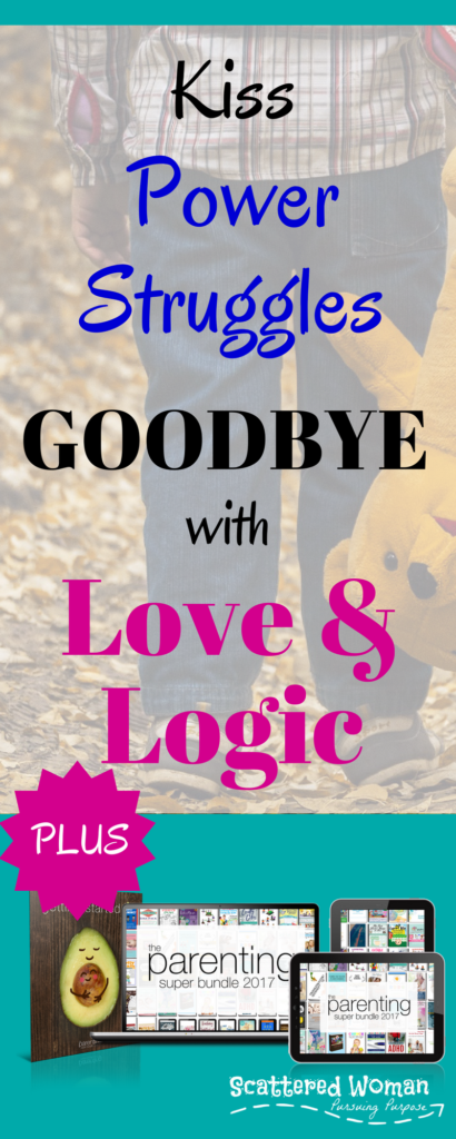 Struggling with discipline? Weary from constant power struggles? You need these awesome Love & Logic tips for preschoolers!