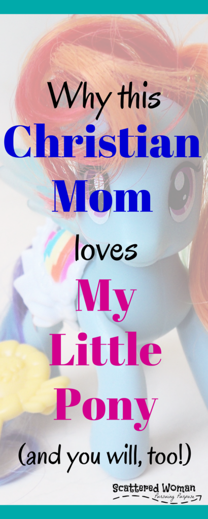 Have you ever seen truths about God played out in your child's favorite TV show? You will once you discover these 3 Spiritual Lessons from My Little Pony!