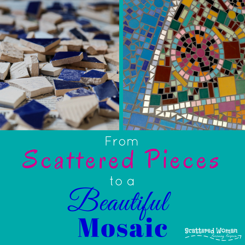 Do your past life experiences seem scattered? Has your work history been less than linear? It's time to discover your Mosaic Life!